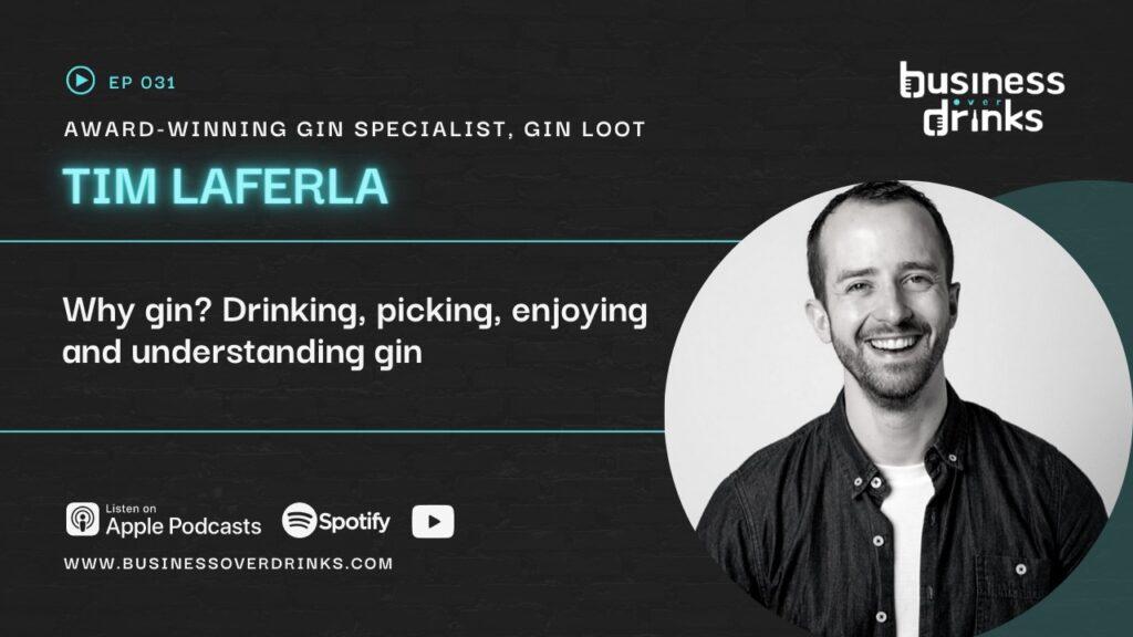 Tim Laferla Business over Drinks